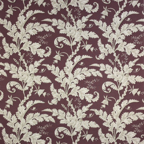 Colefax and Fowler - Acanthus - Aubergine - F4028/02