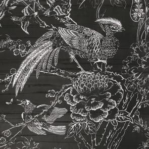 Dedar - Silkbird Gravure - D17007-001 Silver