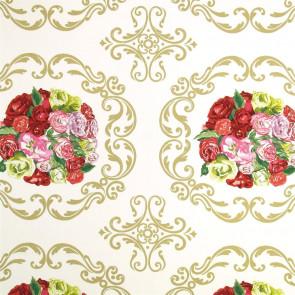 Designers Guild - Florimund - Rouge - F1464-03