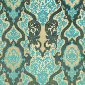 Designers Guild - Cabriole - Turquoise - F1493-08