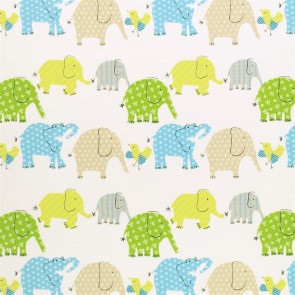 Designers Guild - Elephant And Castle - Ocean - F1515-01
