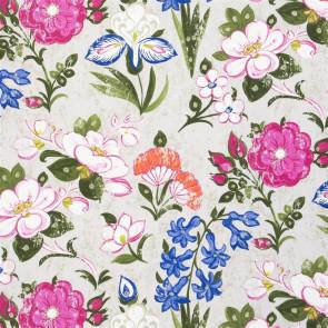 Designers Guild - Lotus Flower - Peony - F1835-01