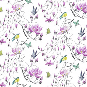 Designers Guild - Madame Butterfly - Amethyst - FDG2365-02