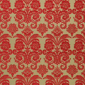 Designers Guild - Ferrara - Scarlet - FT1458-02