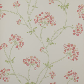 Jane Churchill - Fairhaven - Angelica - J103W-01 Pink/Green