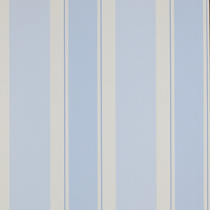 Jane Churchill - Brightwood - Helford Stripe - J134W-04 Blue
