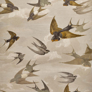 John Derian - Chimney Swallows - PJD6003/03 Sepia