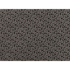 Kirkby Design - 8-BIT Reversible - Charcoal K5120/09