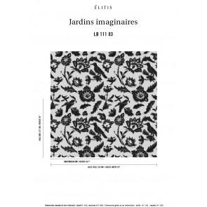 Élitis - Jardin imaginaire - Trouver son refuge LB 111 03