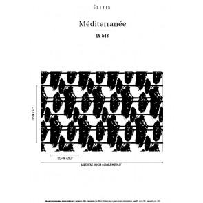 Élitis - Méditerranée - L'essence de l'être LV 548 01