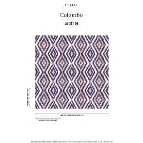 Élitis - Colombo - Battre la chamade LW 250 58