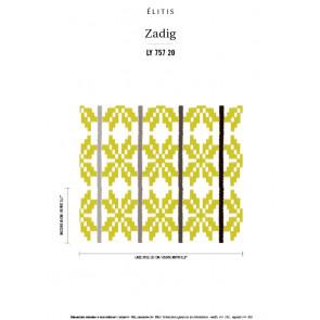 Élitis - Zadig - Une vitalité étonnante LY 757 20
