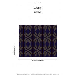 Élitis - Zadig - Voltaire n'est pas loin LY 757 48