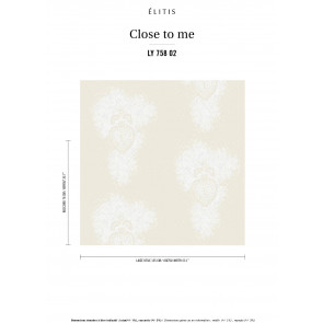 Élitis - Close to me - Je suis la plus belle LY 758 02