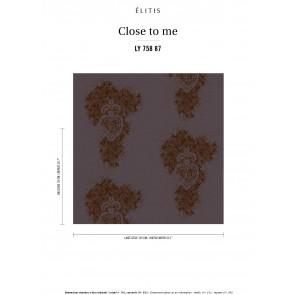 Élitis - Close to me - Miroir de nuit LY 758 87