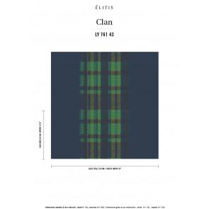 Élitis - Clan - Navigation sur le Loch Ness LY 761 43