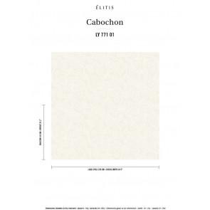 Élitis - Cabochon - Comme un collier de perles LY 771 01