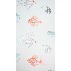 Nina Campbell - Perroquet - Aquarium NCW3833-02