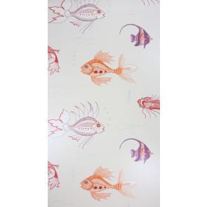 Nina Campbell - Perroquet - Aquarium NCW3833-04