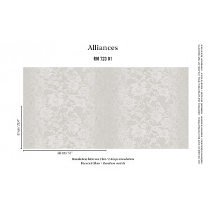 Élitis - Alliances - Joyau - RM 723 01 Regard d'un esthète