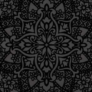 Romo Black Edition - Byzantine Flock - Ebony W364/03