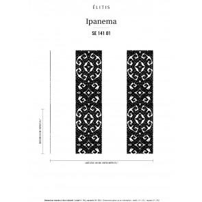 Élitis - Ipanema - Sage mais pas trop... SE 141 01