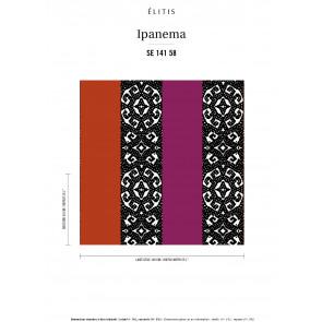 Élitis - Ipanema - La vie est belle SE 141 58