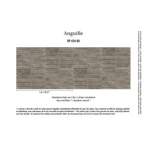 Élitis - Anguille big croco galuchat - Anguille - VP 424 05 Du plus bel alliage