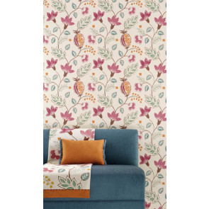 Osborne & Little - O&L Wallpaper Album 5 - Benvarden W5600-05