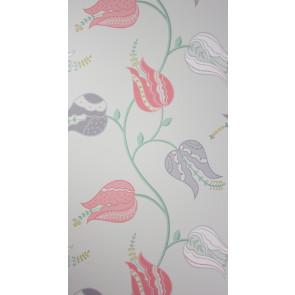 Osborne & Little - Persian Garden - Isfahan Tulip W6490-02
