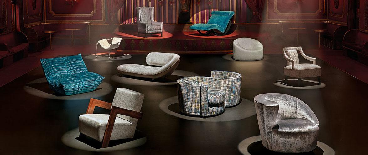 Kreativhaus | Stoffe, Tapeten, Teppiche, Leuchten, Mobiliar